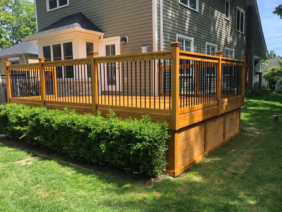 Deck Fences