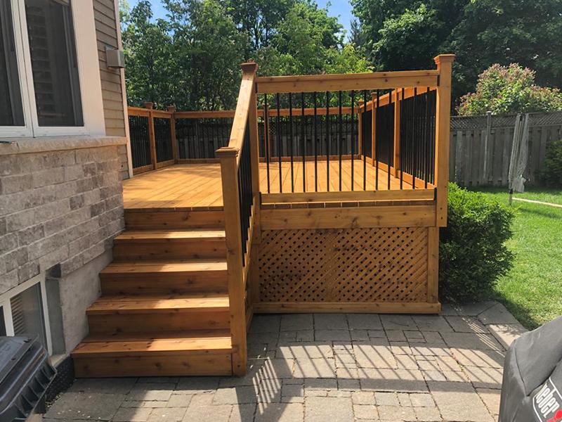 Decks, Fences, Custom Wood Work